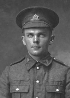 Howe, William Ernest Gordon