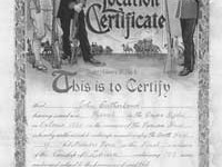 Province of Ontario Location Certificate