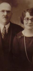 John Gleason and his wife Helen