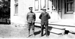 Brothers Hugh and Harvey Whetstone